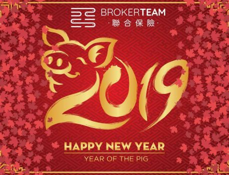 Happy Chinese New Year 財源滾滾,合家安康🐽